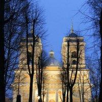 Троицкий собор Александро-Невской лавры :: Вера Моисеева