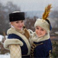 Русские красавицы :: Виктор Перякин