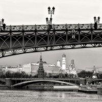 Путь до Кремля самый ближний :: Ирина Данилова