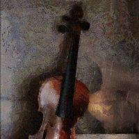 На скрипке души одинокое соло в минорных аккордах звучит... :: Ирина Данилова