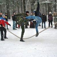 Русские забавы :: Юлия Широкова