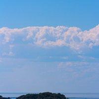 Облака над Белым морем :: Александр Кореньков