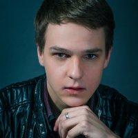 классический мужской портрет :: елена брюханова