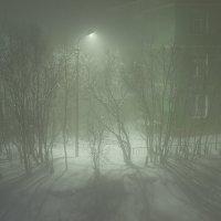 Ледяной туман :: Иваннович *