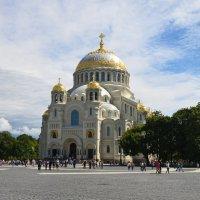 Кронштадтский Морской собор во имя святителя Николая :: Mitcu-Ray
