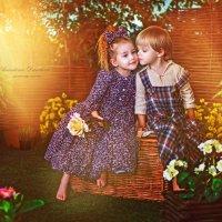 Сладкая парочка :: Анастасия Данилова