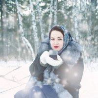 барышня) :: Татьяна Малинина