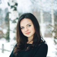 Алина :: Александра Надёжкина