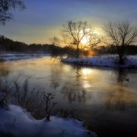 Закатная идиллия...4 :: Андрей Войцехов