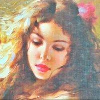 Девушка-мечта :: Нина Корешкова