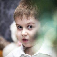 Детский портрет :: аркадий глухеньких