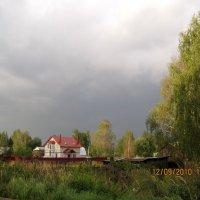 На окраине города :: Елена Семигина