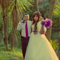 Свадьба в Сочи в Январе :: Виолетта