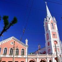 Лютеранский храм Святого Георга (1865 г.)  в Самаре :: Денис Кораблёв