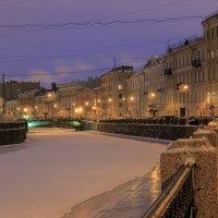 Санкт-Петербург, река Мойка :: Вадим Мирзиянов