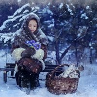 Рождественская история :: Юлия