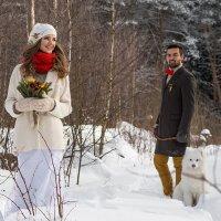 Прогулка с собачкой :: Konstantin Morozov