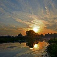 Солнечный вечер :: Александр Бойко
