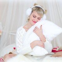 Сонная кошечка :: Юлия