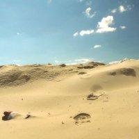 Песок... :: Сергей