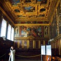 Дворец дожей в Венеции :: Юлия