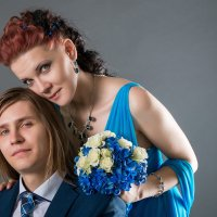 Иван и Валентина :: Ангелина Косова