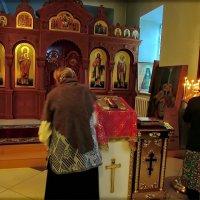Васильево.крещение господне 2015 :: Eвгений