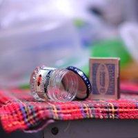 Самая-самая маленькая баночка в мире ! :: Серёжа Пархачёв