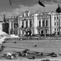 Площадь Свободы. Харьков :: Игорь Найда