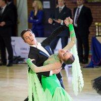 спортивные бальные танцы :: Вадим Субботин