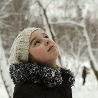 Опять в мечтах... :: Ирина Шарапова