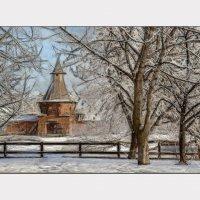 Вот вернулась зима... :: Ирина Данилова