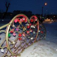 мостик влюблённых :: Дмитрий .