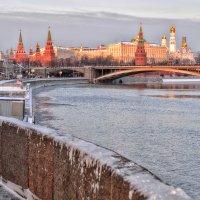 Москва. Звонят колокола... :: Ирина Данилова