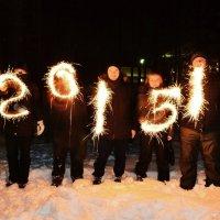 С Новым годом! :: Антон Леонов