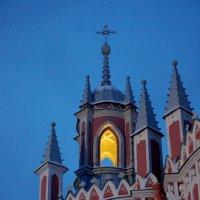 в башенке :: Валентина Папилова
