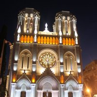 Basilique Notre Dame de l'Assomption :: Таня Фиалка