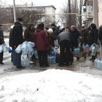 И снова без воды - зима. :: Сергей Касимов