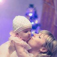 Счастливая мама :: Виктор Чебоксаров