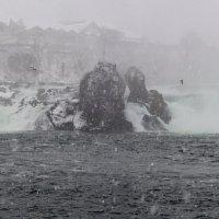 Рейнский водопад :: Witalij Loewin