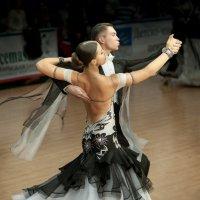 Конкурс бальные танцы :: Олег Дроздов