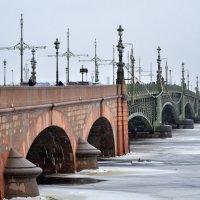 Троицкий мост :: Viktor Pjankov