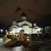 Богоявленская церковь. Псков. :: Fededuard Винтанюк