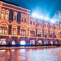 Кусочек Red Square :: Александра Салыжина