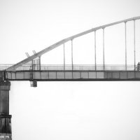 На мосту :: Макс