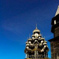 Кижи, реставрация. :: Александр Кореньков