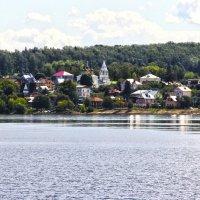 Кострома берег правый :: Краснов  Ю Ф