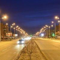 Улица Некрасова. :: юрий Амосов