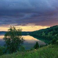 В краю голубых озёр.. :: Наталья Юрова