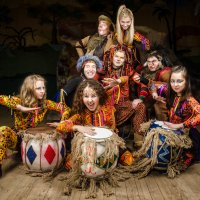 Артисты мюзикла король лев :: Олег Дроздов